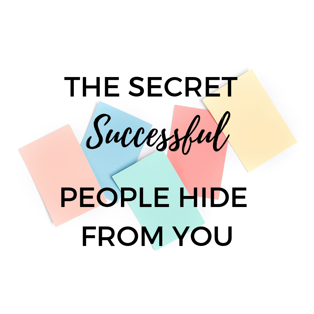 Capable People Hide This Secret - BloomLisa.com