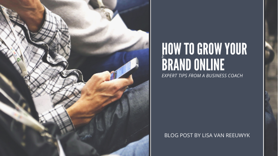 Connect with your ideal client to grow your brand online - by @BloomLisa