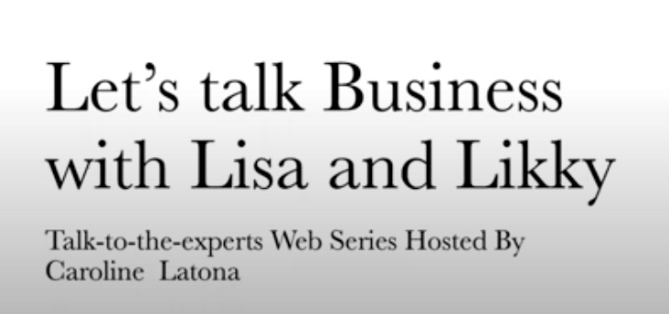 ASK THE EXPERT WITH Lisa Van Reeuwyk, LIKKI LAVJI AND CAROLINE LATONA