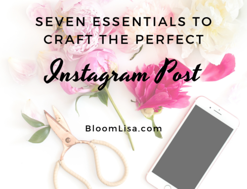 How to Craft The Perfect Instagram Post