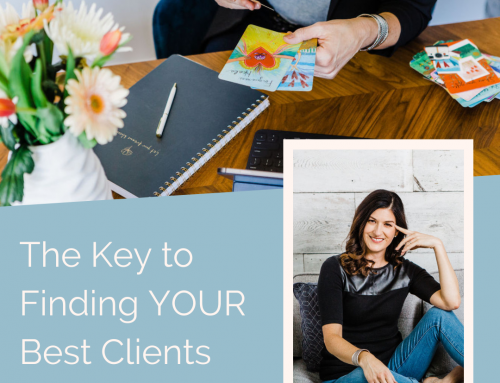 The Key to Finding Your Best Clients