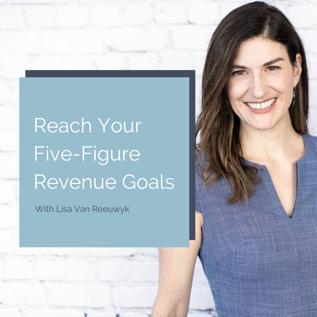 How to Reach Your Five-Figure Revenue Goals Blog Tile