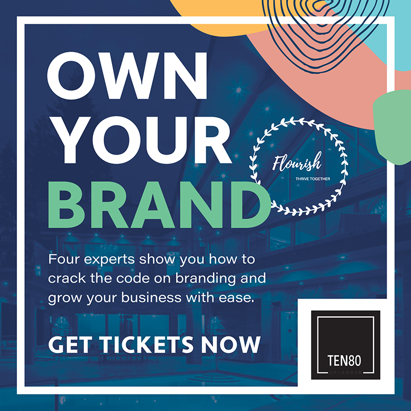 Own Your Brand Event